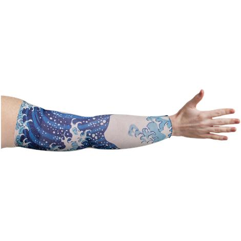 LympheDivas Great Wave Compression Arm Sleeve