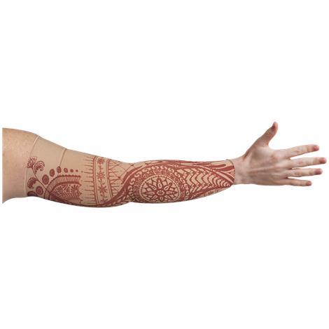 LympheDivas Bodhi Beige Compression Arm Sleeve