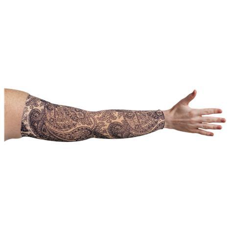 LympheDivas Black Paisley Compression Arm Sleeve