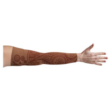 LympheDivas Bodhi Mocha Compression Arm Sleeve