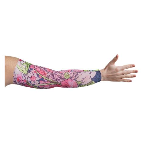 LympheDivas Bloomin Betty Dark Compression Arm Sleeve