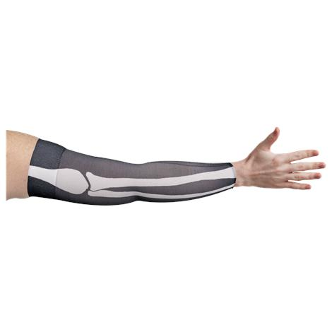 LympheDudes Bones Compression Arm Sleeve