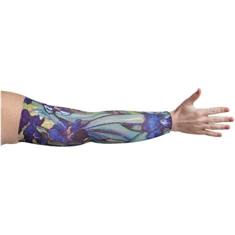LympheDivas Irises Compression Arm Sleeve