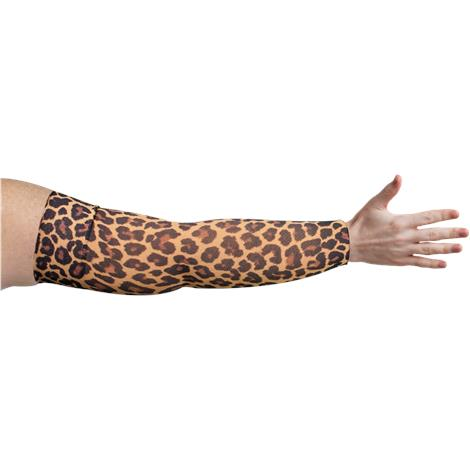 LympheDivas Leo Leopard Compression Arm Sleeve