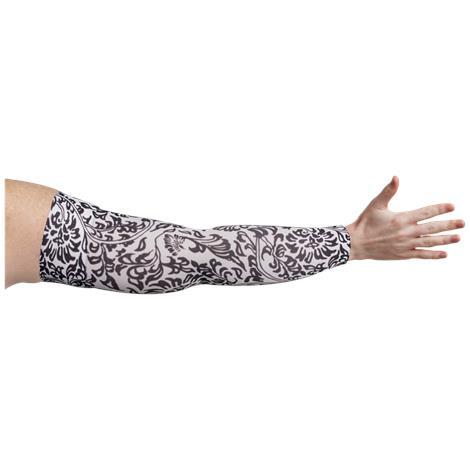 LympheDivas Damask Compression Arm Sleeve