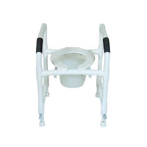 MJM International Height Adjustable Toilet Safety Frame