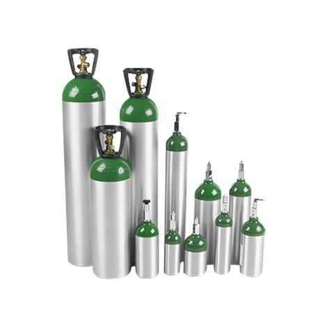 Invacare HomeFill CGA870 Toggle Valve Oxygen Cylinders