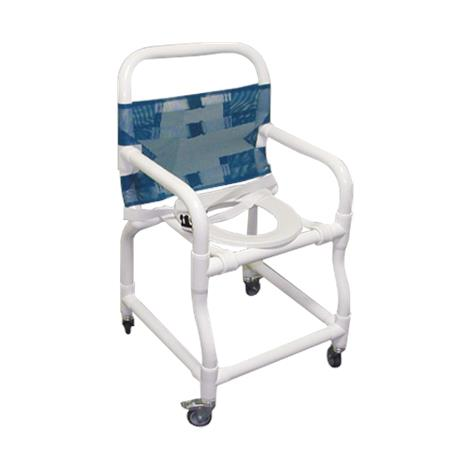 Duralife Shower Chair With Seat Belt