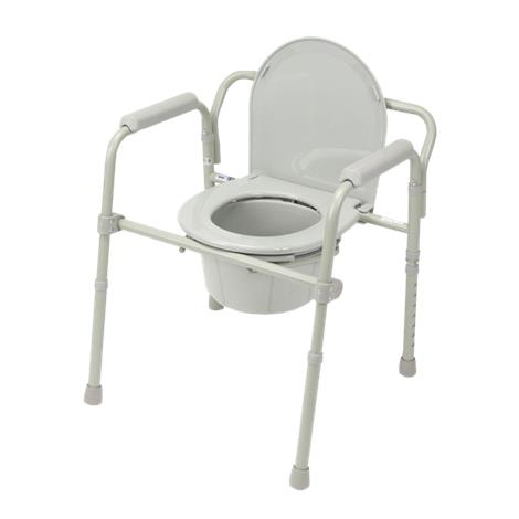 Drive folding steel commode commodes - Commode industrielle metal ...