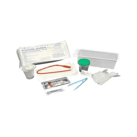 Welcon Nurse Assist Lidded Foley Catheter Tray with 30ml Syringe