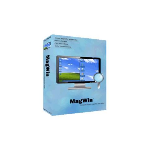 Clarix MagWin Standard CD Magnifier