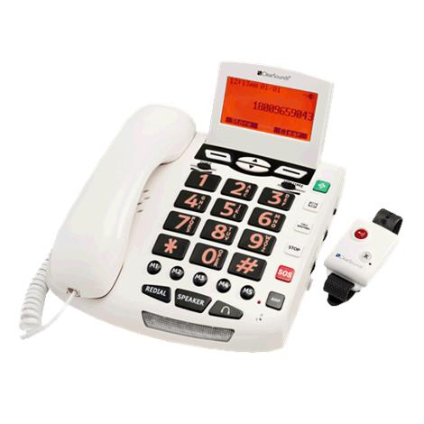 ClearSounds CSC600ER UltraClear Amplifying Emergency Connect Speakerphone