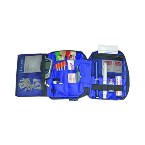 Medicool Dia-Pak Deluxe Diabetic Organizer