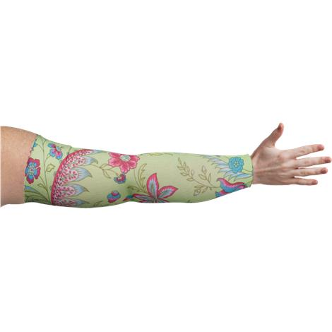 LympheDivas Sweet Pea Compression Arm Sleeve