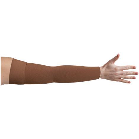 LympheDivas Mocha Compression Arm Sleeve