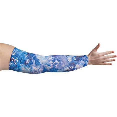 LympheDivas Sapphire Compression Arm Sleeve