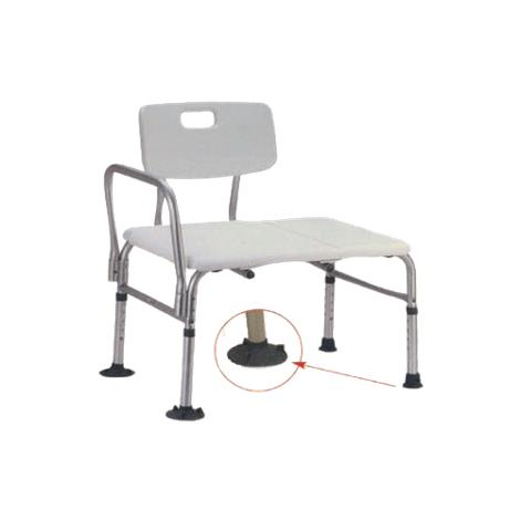 Rose Healthcare Bath Transfer Bench With Molded Seat And Back Panels