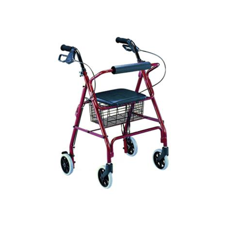 Rose Healthcare Four Wheeled Rollators