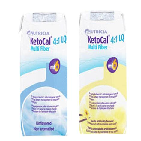 Nutricia KetoCal 4:1 Pediatric Nutritionally Complete Liquid Medical Food