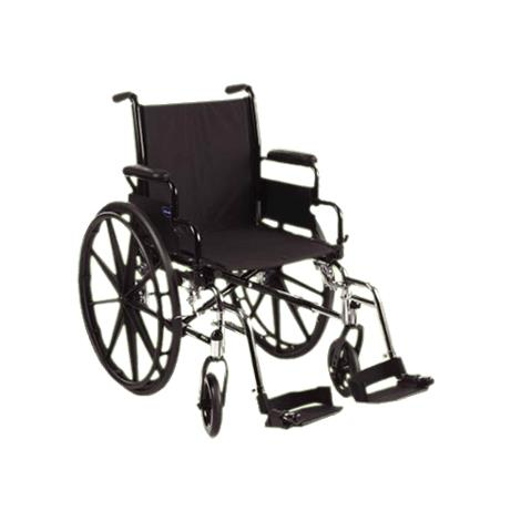 Invacare 9000 Jymni Pediatric Wheelchair With 12 Inch Frame