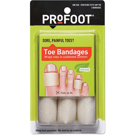 Profoot Care Toe Bandage