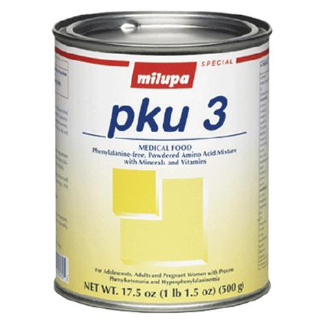 Nutricia Milupa PKU 3 Powdered Medical Food