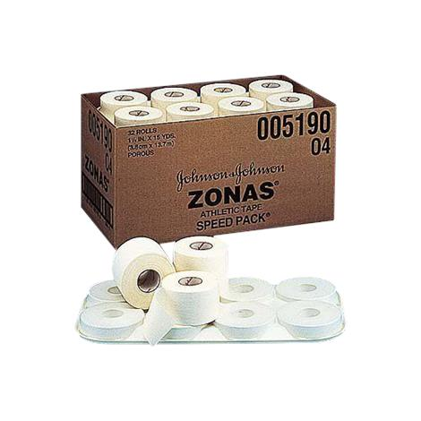 Johnson & Johnson Zonas Porous Athletic Tape