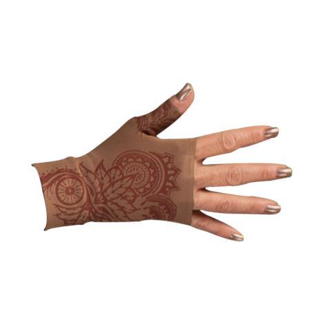 LympheDivas Bodhi Mocha Compression Gauntlet