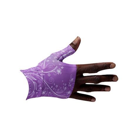 LympheDivas Firefly Purple Compression Gauntlet