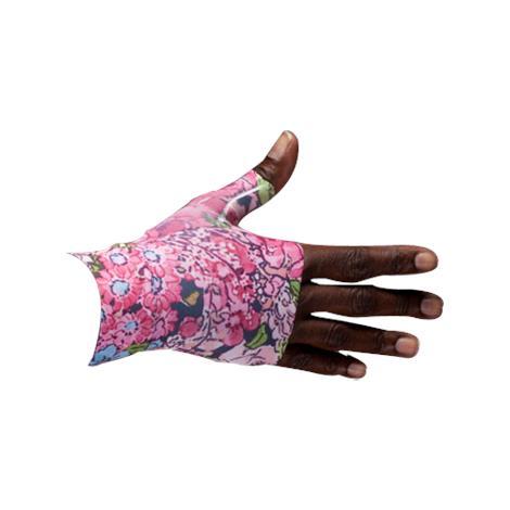 LympheDivas Bloomin Betty Dark Compression Gauntlet
