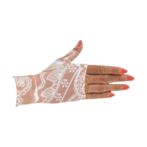 LympheDivas Daisy Tan Compression Gauntlet