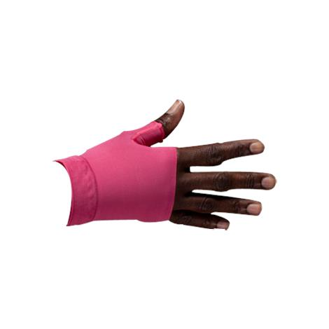 LympheDivas Fuchsia With Crystal Swirl Compression Gauntlet