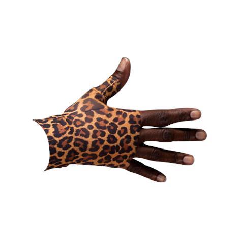 LympheDivas Leo Leopard Compression Gauntlet