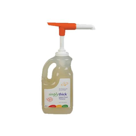 Buy Simply Thick Easy Mix Gel Thickener Bottle With Pump