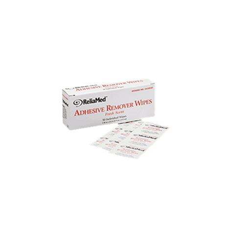 ReliaMed Adhesive Remover Wipes