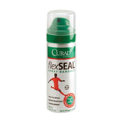 Medline Curad Flex Seal Spray Bandage