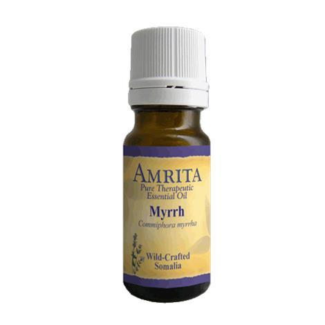 Amrita Aromatherapy Myrrh Essential Oil