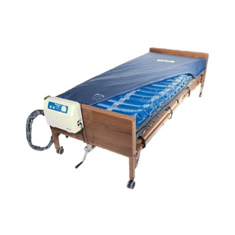 Drive Med Aire Plus 8 Inch Alternating Pressure and Low Air Loss Mattress System