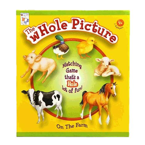 Playability Whole Picture Matching Game Kit