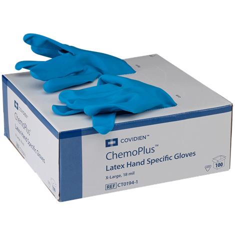 Covidien Kendall Chemo Plus Chemotherapy Gloves