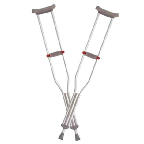Guardian Red Dot Auxillary Crutches