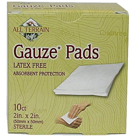 All Terrain Gauze Pads