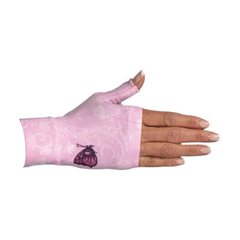 LympheDivas Mariposa Pink Compression Gauntlet