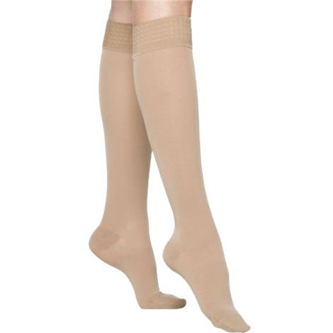 Venosan VenoSheer Closed Toe Below Knee 30-40mmHg Compression Stockings