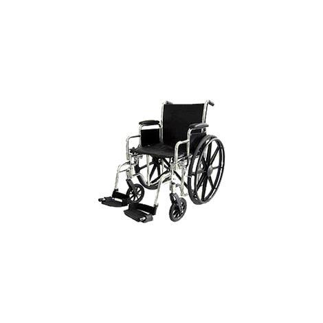 ITA-MED 18 Inch Premium Wheelchair