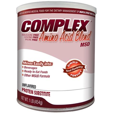 Applied Nutrition Complex Amino Acid Blend MSD Drink Mix