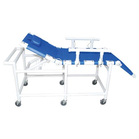 MJM International Multi Positioning Sling Gurney with Reclined and Elevated Head Rest