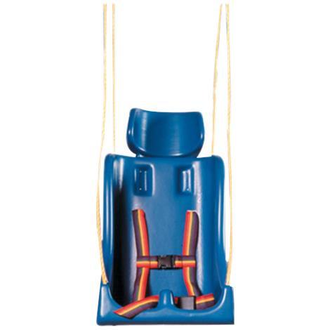 Full Safety Medium Plastic Swing Seat