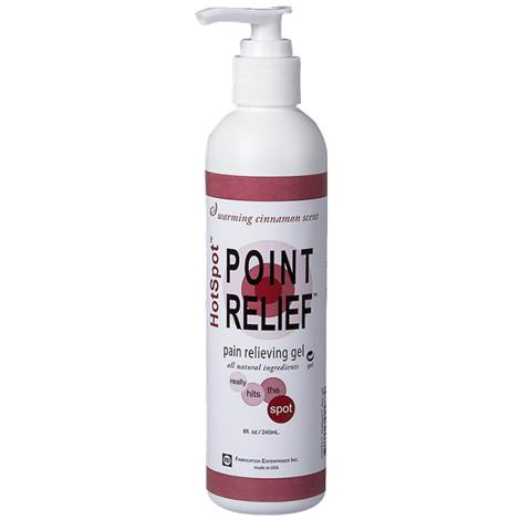 Buy Fabrication Point Relief HotSpot Warming Gel