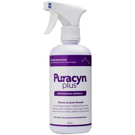 Innovacyn Puracyn Plus Wound Cleanser Liquid Pump